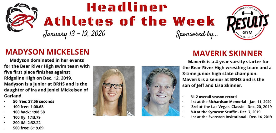 Headliner Athlete of the Week 1-13-20.jp