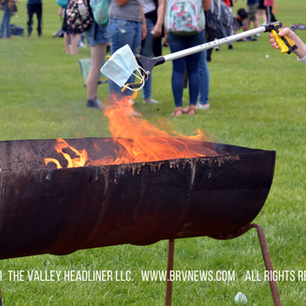 """NEWS – """"Burning masks at Bear River Middle School; A 'celebration' of adaptability and endurance"""""""