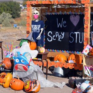 "COMMUNITY - ""Walk the walk, Pumpkin Walk, that is"""