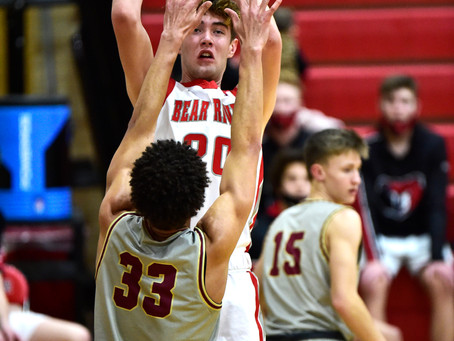 SPORTS - Photo Gallery: Bear River High basketball