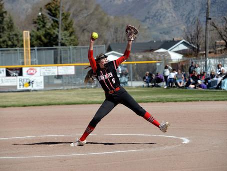 """SPORTS – """"Lady Bears take on 4A softball powerhouse Tooele High for a 3-2 win"""""""