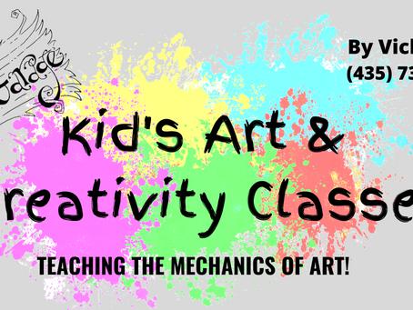 "FEATURE - ""Join The Art Garage for fun online tutorials"""