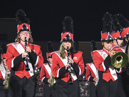 """SCHOOL - """"What a halftime show!"""""""
