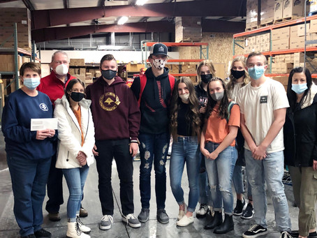 "SCHOOL – ""Bear River Middle School students exceed in generosity"""