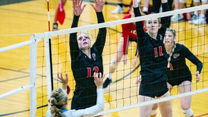 """SPORTS - """"Bear River High volleyball loses first two region games of the season"""""""