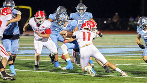 """SPORTS – """"Big plays and penalties end the Bears' first region defeat"""""""
