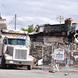 """NEWS - """"Removing what's left of the Daryl Building"""""""
