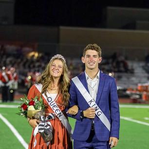 "SCHOOL - ""Make way for Bear River High's 2021 homecoming royalty"""