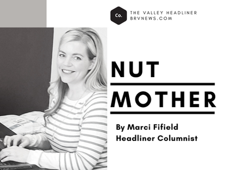 "COLUMN – Nut Mother: ""Let it be"""