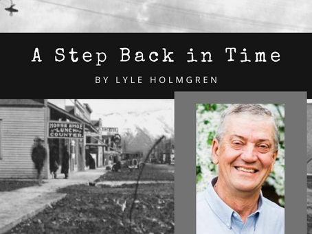 """COLUMN – A Step Back in Time... """"100 Years of Progress! 1920 to 2020"""""""