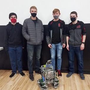 "SCHOOL – ""Robotic Excellence; school teams shine at World Championship"""