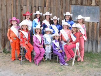 "BOX ELDER COUNTY FAIR - ""All hail your 2021 Golden Spike Rodeo Queen royalty!"""