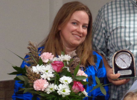 """COMMUNITY – """"Civic League honors Debra Harwood as Mother of the Year"""""""