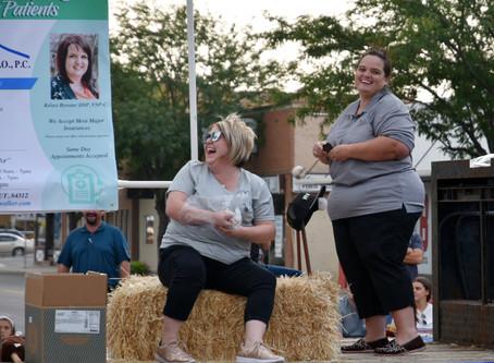 "COMMUNITY - ""Fair-time Flashback: Box Elder County Fair parade"""