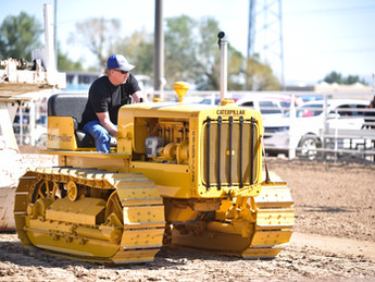 "BOX ELDER COUNTY FAIR - ""Tractors aplenty and on display!"""