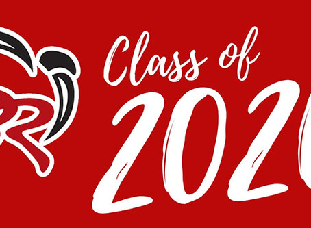"""SCHOOL - """"Class of 2020's top Bear River High students in excellence"""""""