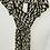 Thumbnail: Robe imprimée noire et dorée ⭐️