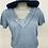 Thumbnail: T-shirt Col V dentelle