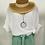 Thumbnail: T-shirt Coton + Lin