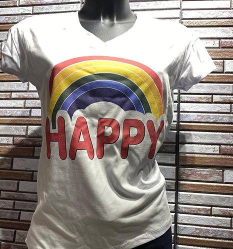 T-shirt HAPPY 🌈