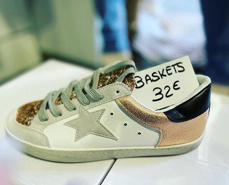 Basket étoile ⭐️ Champagne