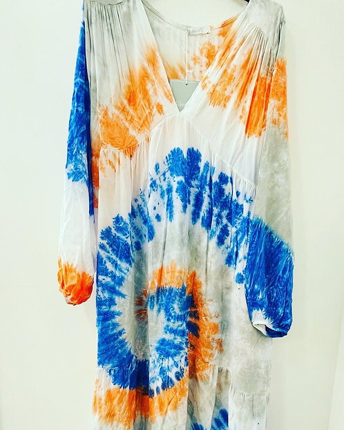 Robe longue tye&die 🌈