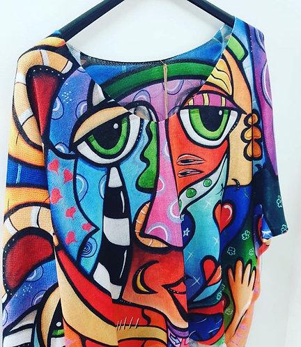 Pull Peintre 👩🎨