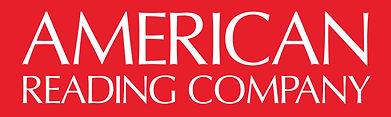 American_Reading_Company_Logo_White_on_R