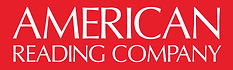 American_Reading_Company_Logo_White_on_R