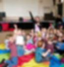 Children's entertainer Reading