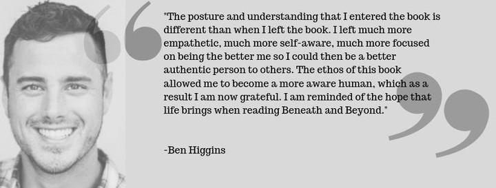_The posture and understanding that I en
