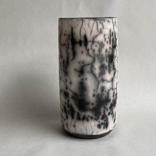 Naked Raku Cylinder