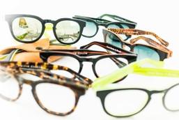 99ca6d42c Os avanços tecnológicos da indústria óptica permitiram o desenvolvimento  das lentes multifocais, que se caracterizam pela possibilidade de correção  ...