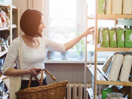 4 razones para consumir productos ecológicos