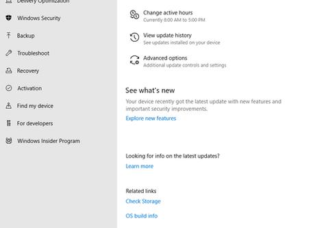 Configuring Windows Update