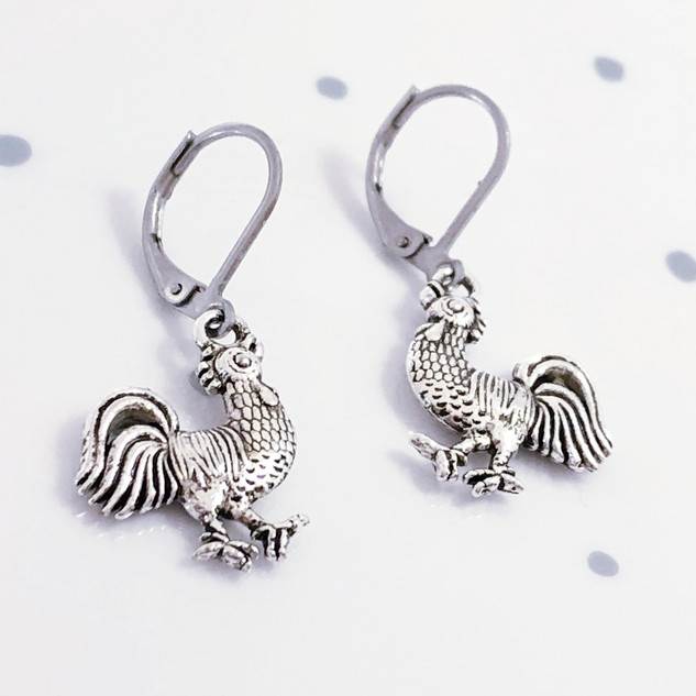 chicken earrings silver 5 2.jpg