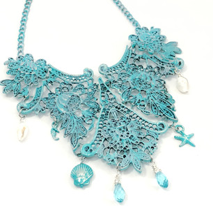 Mermaid Treasures Necklace