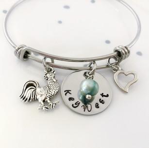 key west chicken bracelet