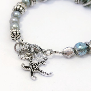 Ocean Dreams Beaded Bracelet