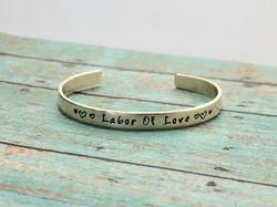 labor of love cuff 8
