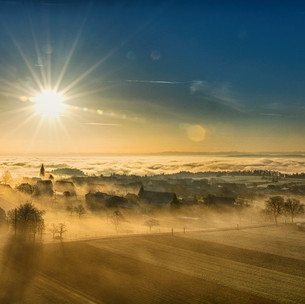 The five best places for winter sun(rises) in Britain