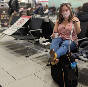 What travel ban? No sign of enforcement at Britain's busiest airport