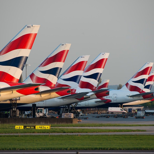 Lockdown escapees flock to Heathrow on 'busiest day in months' for the London airport