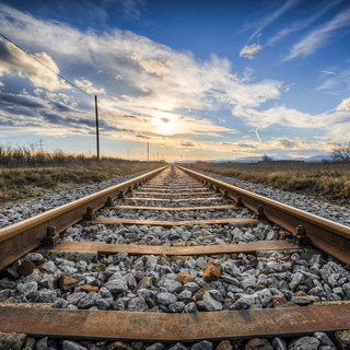 The resurgence of rail travel