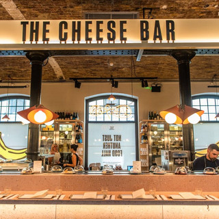 There's a New Cheese Conveyor Belt Restaurant in London and It's Spectacular