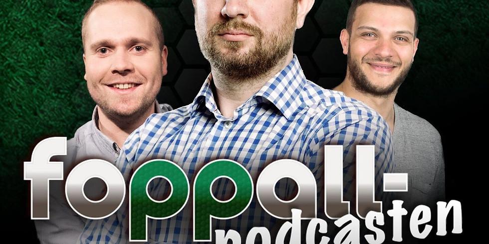 Podcasten Foppal LIVE m/Bernt Hulsker