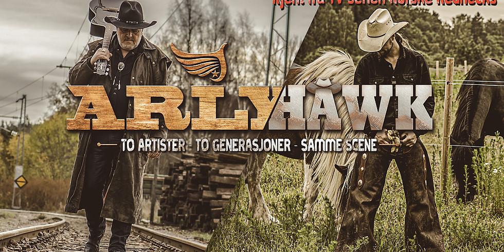 Arly & Hawk m/band