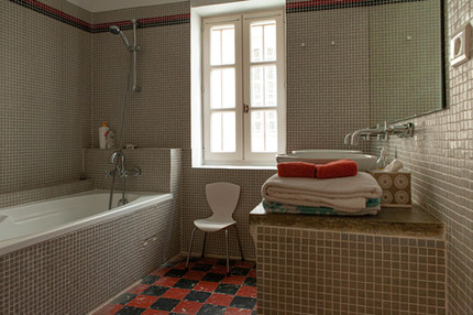 Salle de bain 1 et 2