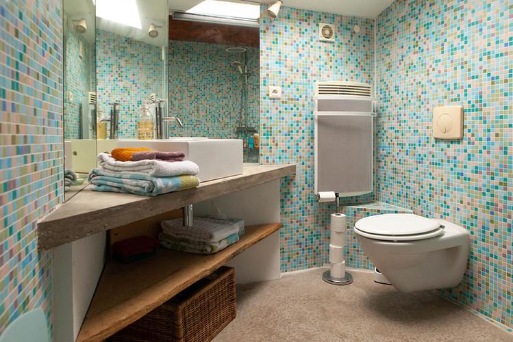 Salle de bain suite familiale