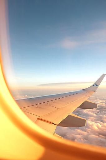 Aile KLM sacha-verheij-5bwgW8_9OPs-unspl